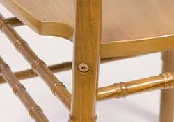 tighten chairs